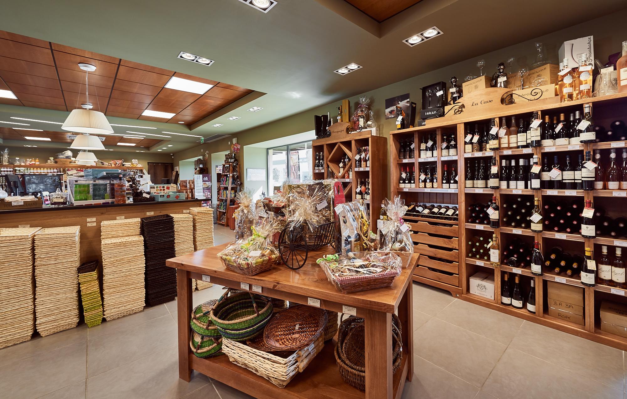 boutique de produits du Sud-Ouest à Agen