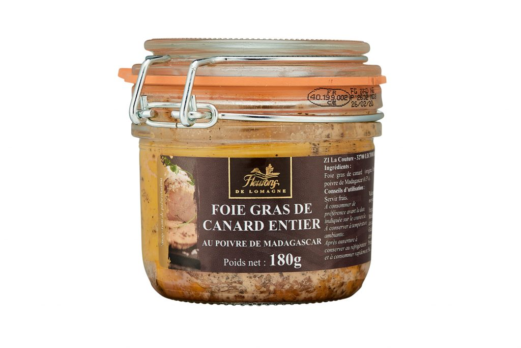 acheter du foie gras de canard