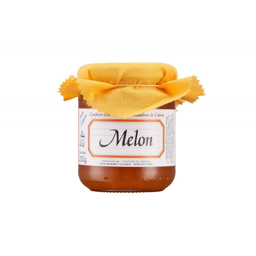 Confiture de melon 250g (bocal)