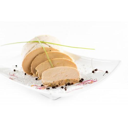 Bloc de foie gras de canard 65g (boîte fer)