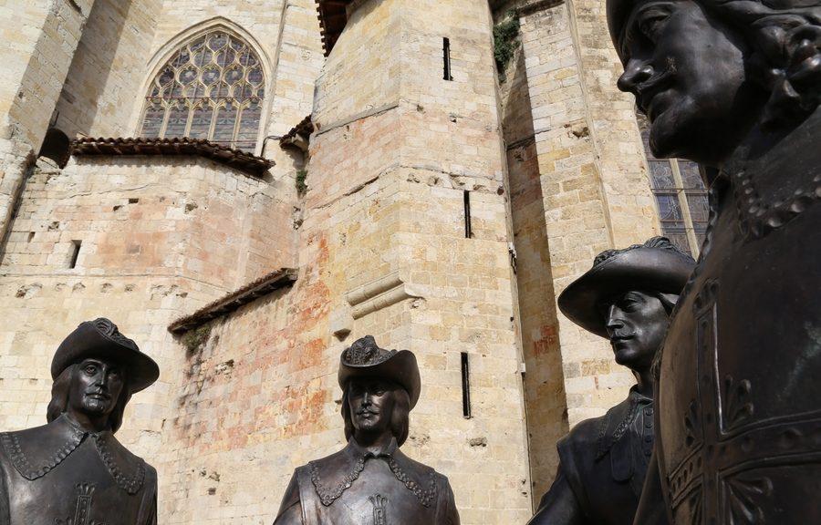 Tourisme à Condom en Gascogne dans le Gers