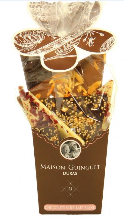 idée cadeau, acheter du chocolat pour la Saint-Valentin