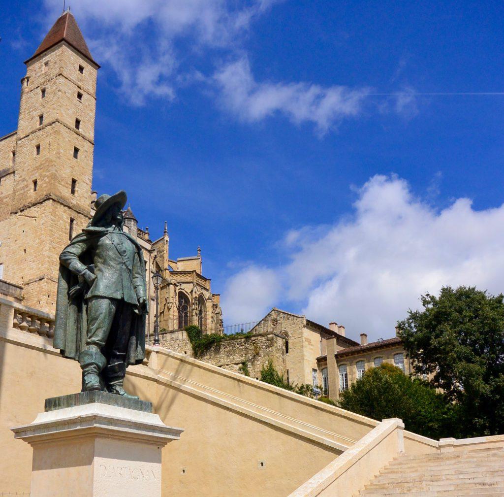 d'artagnan tourisme auch