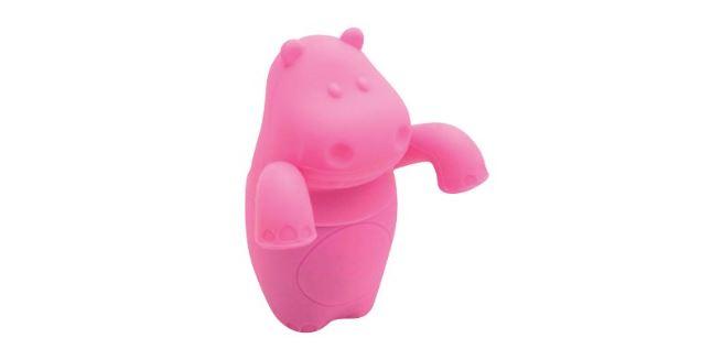 acheter un infuseur à thé « Hippo Rose »