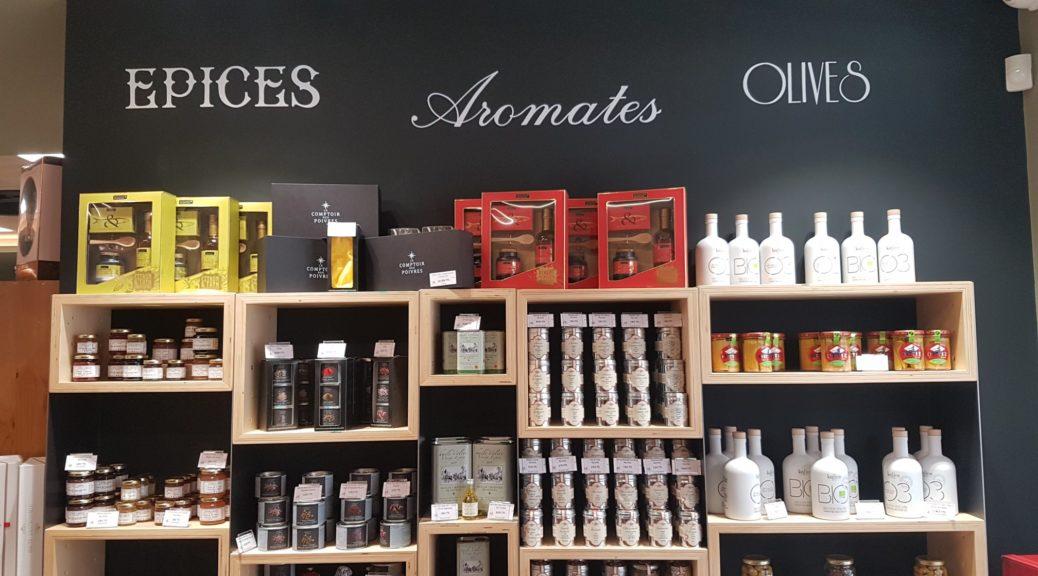 Boutique crèmerie Fleurons de Lomagne Condom