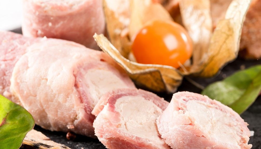 menu de réveillon spécial foie gras