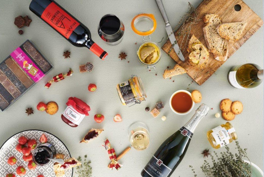 acheter des gourmandises et du foie gras pour Pâques dans le Gers
