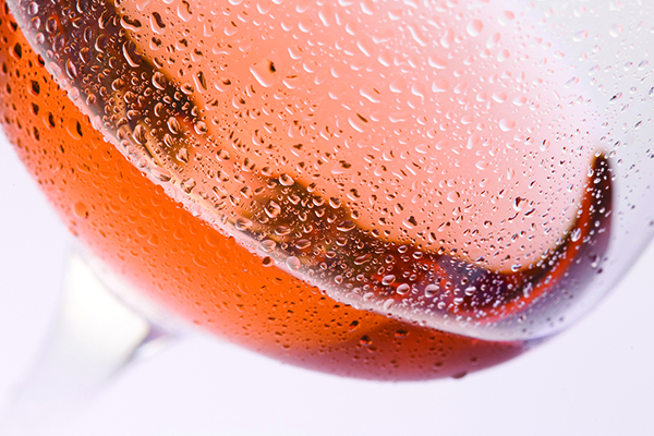 achter en ligne du rosé du Gers en promotion