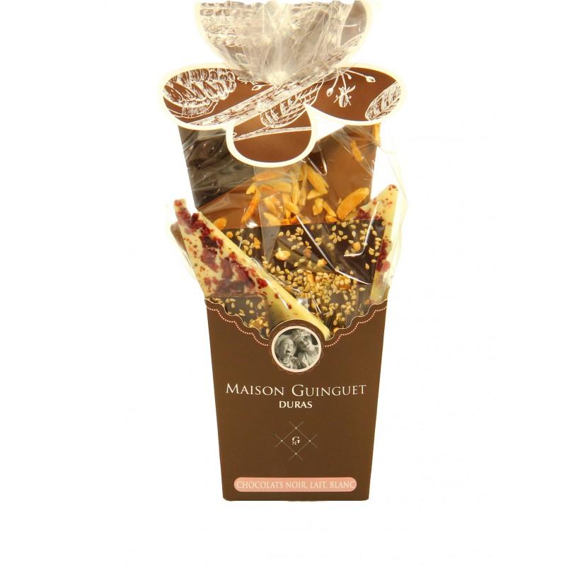 acheter un assortiment de chocolats du sud ouest en ligne