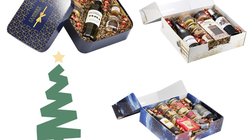 acheter des colis gastronomiques pour Noël