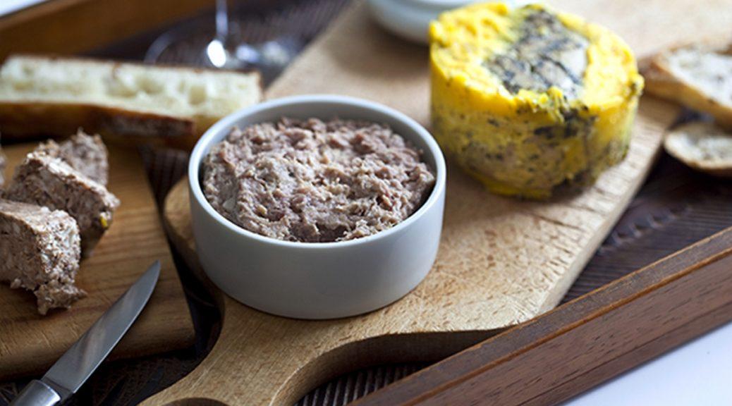 terrines et foie gras en promotion