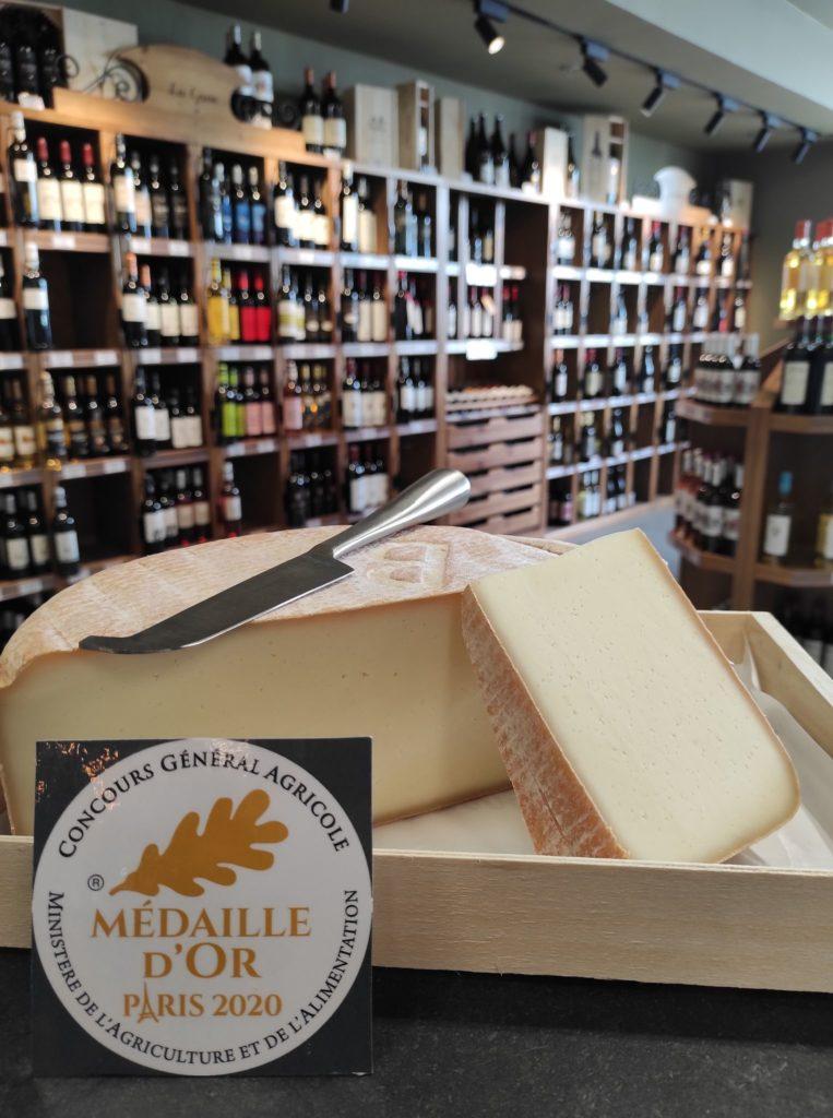 fromage Baylocq de brebis en vente à la fromagerie des Fleurons à Auch 32
