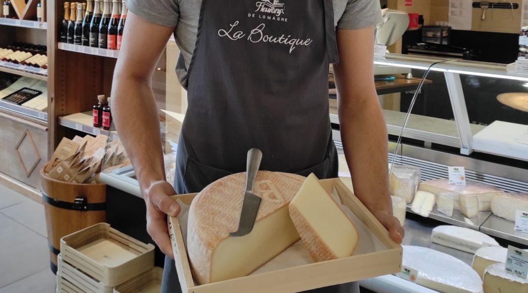 quel plateau de fromage de printemps