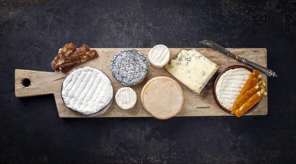 quel plateau de fromages d'automne