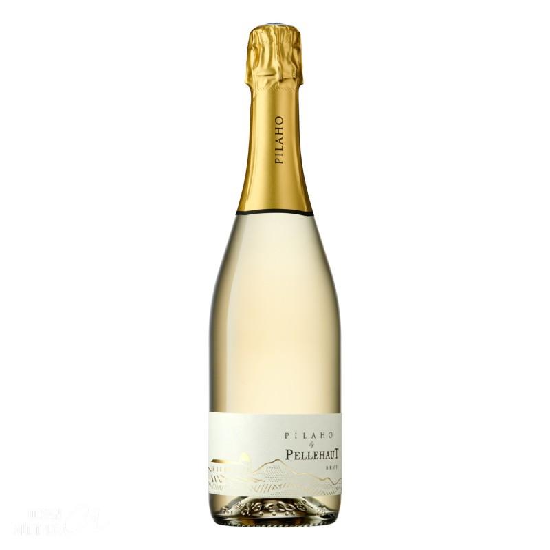 """Gascogne Pellehaut """"Pilaho blanc"""" vin naturel pétillant 75cl 8°"""