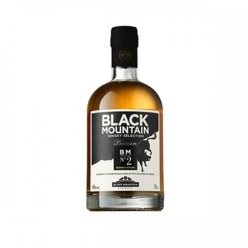 "Whisky Black Mountain ""BM2"" 40% 70cl"