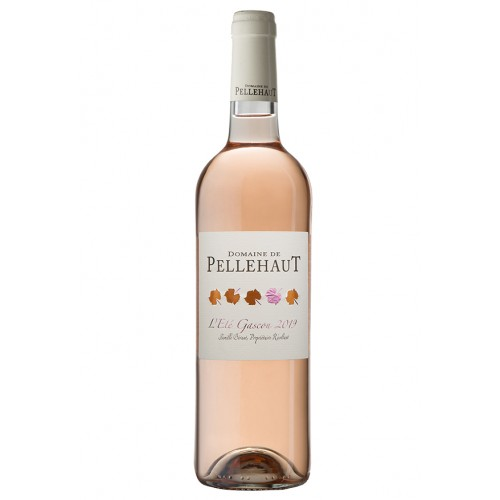 Gascogne Pellehaut Eté Gascon Tannat/Merlot IGP 20 75cl (rosé)