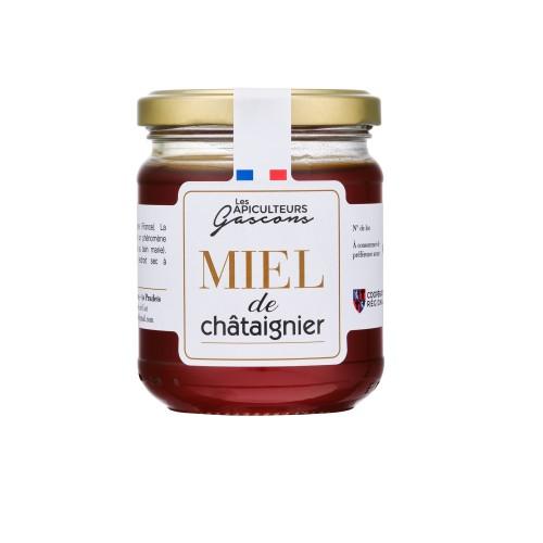 Miel de Châtaignier 250g (bocal)