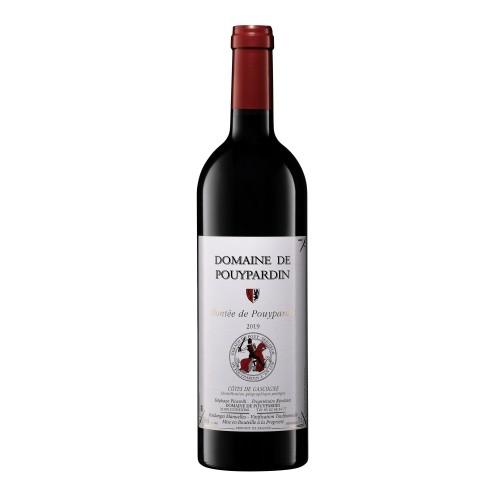 Côte de Pouypardin 14 75cl (100% merlot)(Rouge)