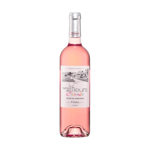 """Gascogne Domaine de Chiroulet """"Le Temps des Fleurs"""" 14 75 cl (Rosé)"""