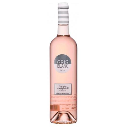 """Pays d'Oc """"Gris Blanc"""" IGP 2014 75cl (Rosé)"""