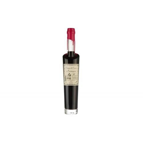 Blackcurrant Armagnac liqueur  17°  - 35cl