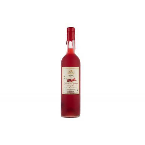 Apéritif « cherry and Espelette chili pepper »