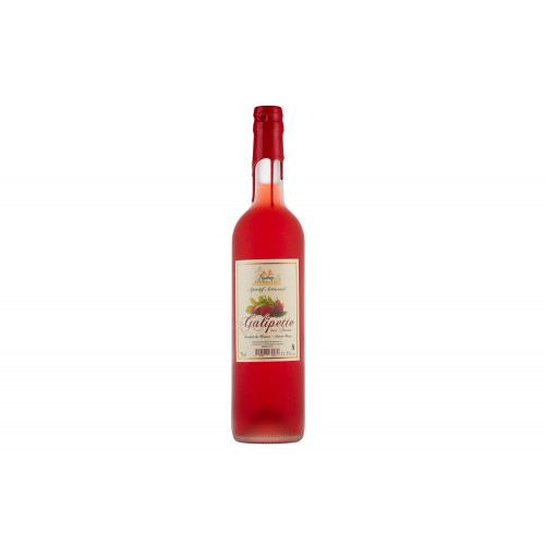 Apéritif « galipette » wild strawberry