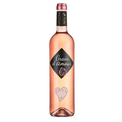 Brulhois Grain d'Amour 75cl (VSIG-rosé)