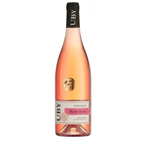 Gascogne Domaine d'Uby 2017 75cl (Rosé) IGP