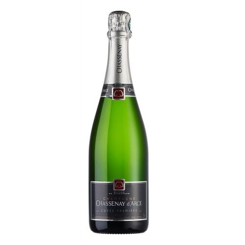 """Champagne brut """"Chassenay d'Arce"""" Cuvée Première 75cl"""